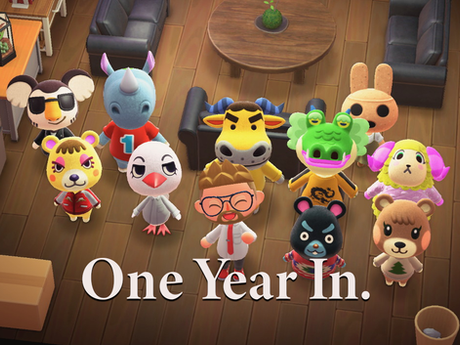 Animal Crossing, One Year In