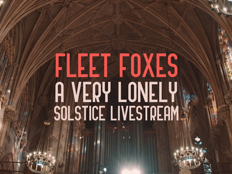 A Very Lonely Solstice Livestream