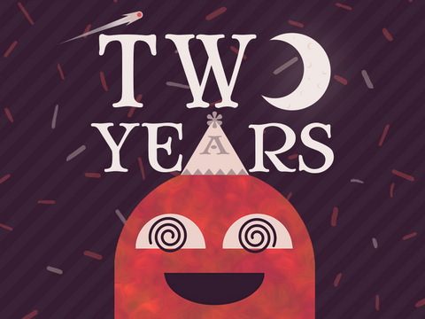 Commentary Cemetery Turns Two!
