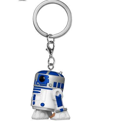 R2-D2 - STAR WARS -  FUNKO KEYCHAIN 53058