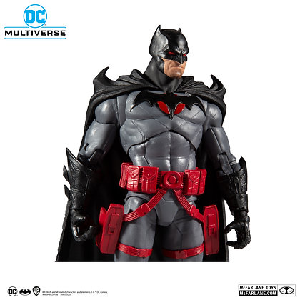 "Flashpoint Batman - DC Multiverse - 7"" MCFARLANE"