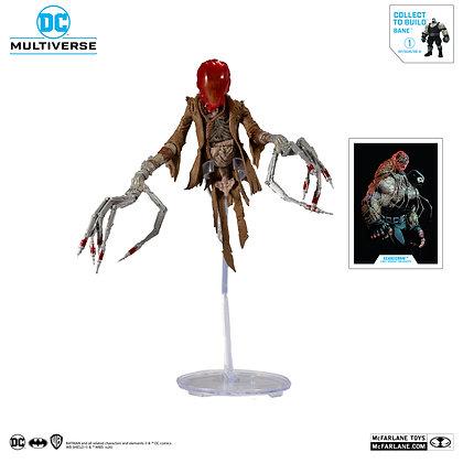 "Scarecrow (BAF BANE) - DC Multiverse - Last Night on Earth  - Mcfarlane 7"""