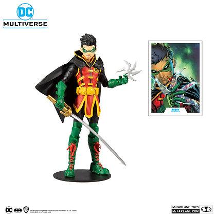 "Robin - DC Multiverse DC Rebirth - 7"" Mcfarlane"