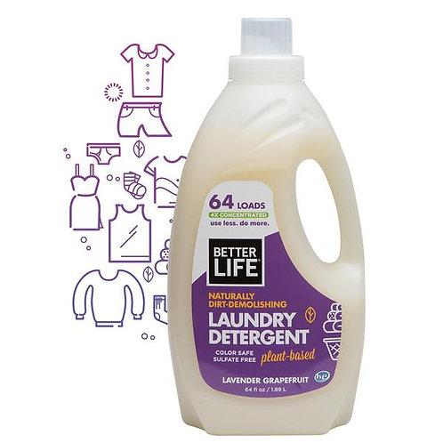 Laundry Detergent Lavender Grapefruit