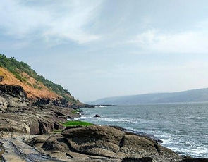 Shrivardhan Beach