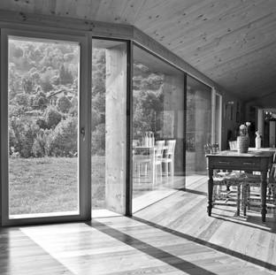 Casa Passiva con distribuzione Lineare