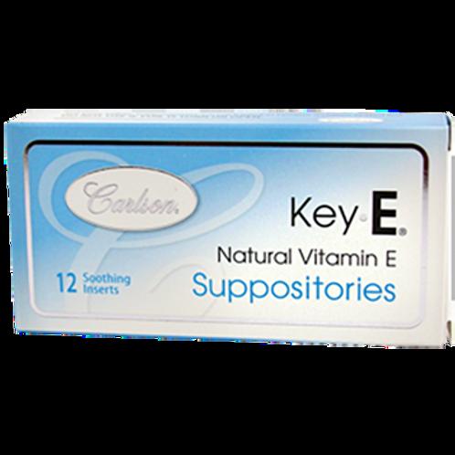 Vitamin E Suppositories 12 supp