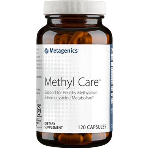 Methyl Care 120 caps