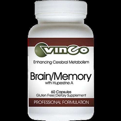 Brain Memory 60 caps