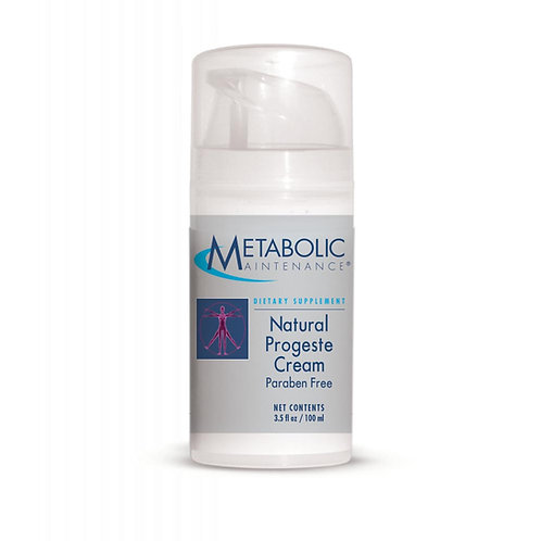 Metabolic Maintenance Progeste Cream