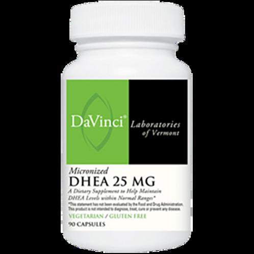 DHEA 25 mg 90 vcaps