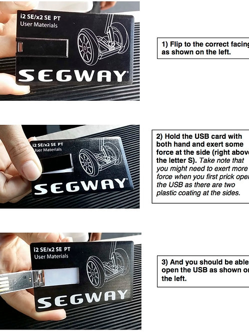 Segway Use Manual