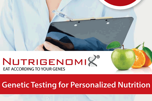 Personalized Nutrition and Fitness DNA Test