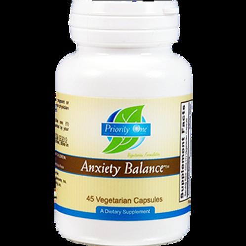 Anxiety Balance™ 45 vegcaps