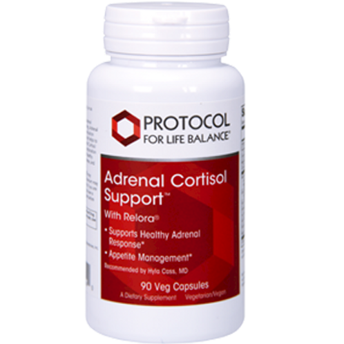 Adrenal Cortisol Support 90 Vegcaps