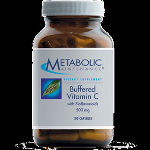 Buffered Vitamin C 500 mg 100 caps