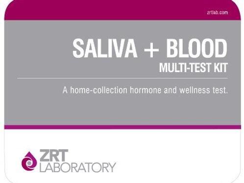 Saliva and Blood-Multi Test Kit