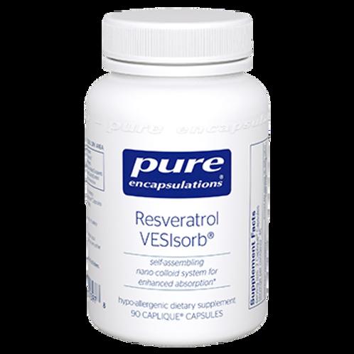 Resveratrol VESIsorb 90 caps