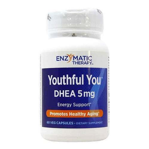 Youthful You DHEA 5mg