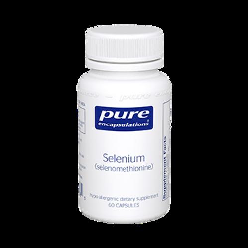 Selenium 200 mcg 60 vcaps