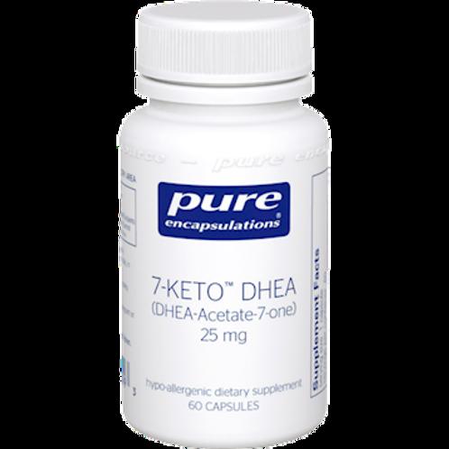 7-Keto DHEA 25 mg 60 vcaps