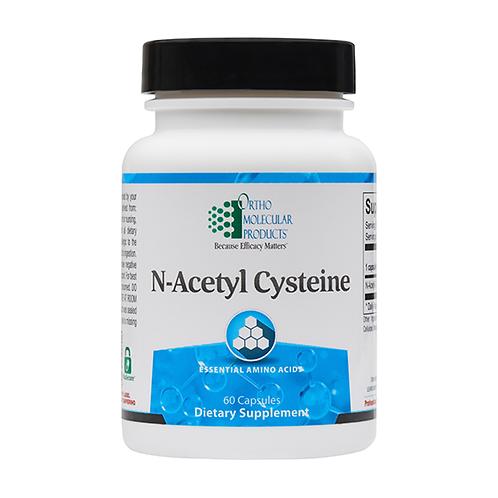 N-Acetyl Cysteine 60 count
