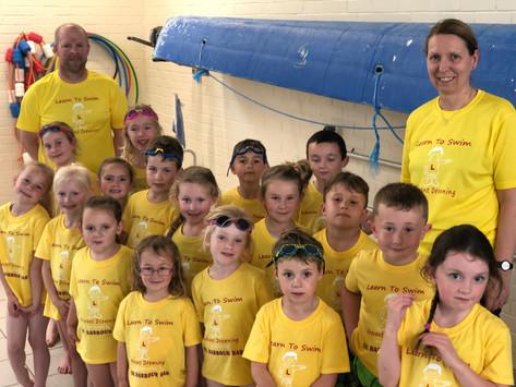Sponsored Swim Fundraising Event
