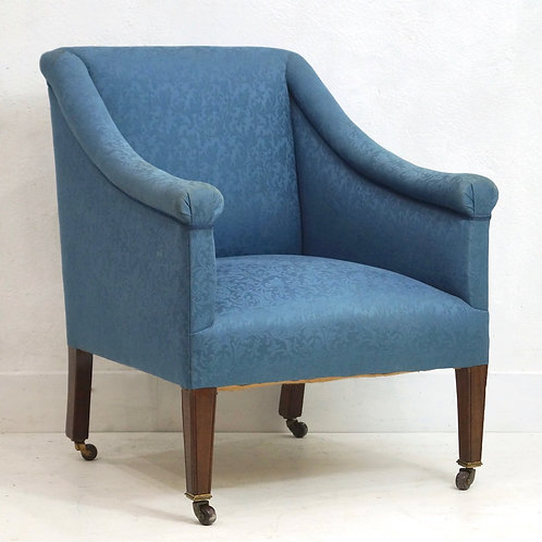 An Antique Georgian Armchair
