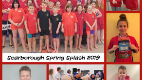 Swimmers from across the region make a splash at Scarborough Pool!