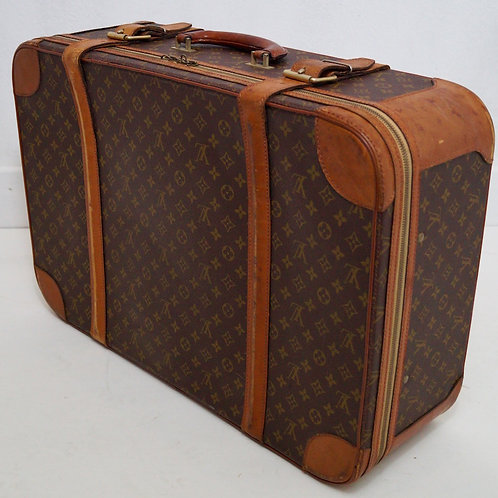 Fabulous 1950s Vintage LOUIS VUITTON Suitcase