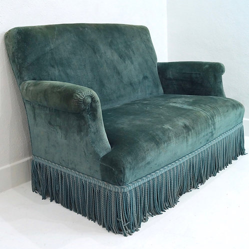 A Mid Century French Two Seater Sofa