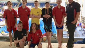 Spring Yorkshire Swimming Championships Long Course 2019.