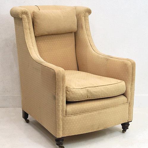 Early 20th Century English Georgian Style Armchair