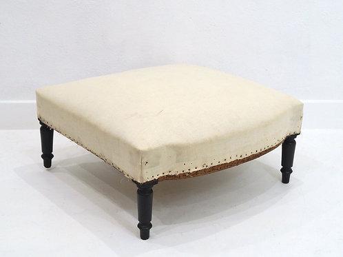 A 19th Century French Napoleon III Footstool