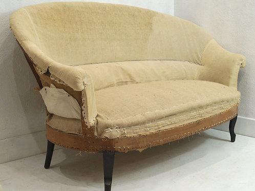 A Stunning 19th Century French Napoleon III Sofa