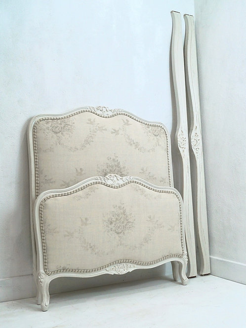 A French Vintage Louis XV Style Single Bed