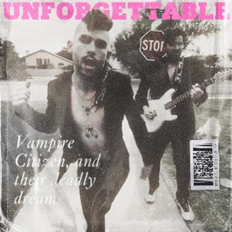 Vampire Citizen - Unforgettable Single A