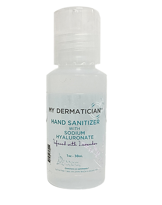 Hand Sanitizer 1oz Infused with Lavender