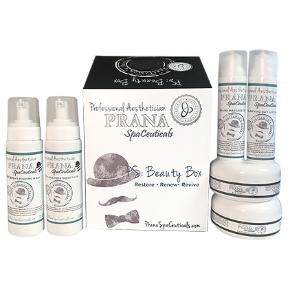 BB623-Gentleme's Facial Beauty Box Kit