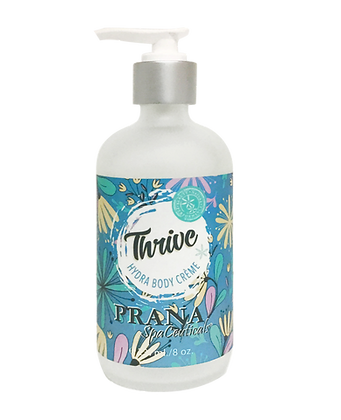 P175-Hydra Body Crème: Thrive 8oz