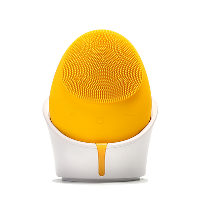 My Dermatician Sonic Cleansing Brush Yellow