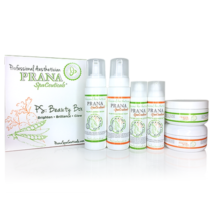 BB628-Peas win a Pod and Carrots Beauty Box Kit