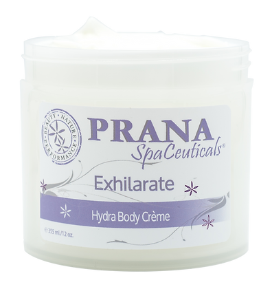 P128-Hydra Body Crème: Exhilarate 12oz