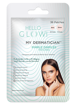 My Dermatician Pimple Dimple Acne Patches