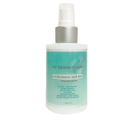 Antimicrobial Skin Mist 4oz.