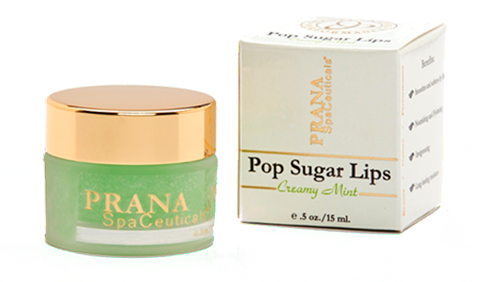 P145-Pop Sugar Lips Creamy Mint .5oz
