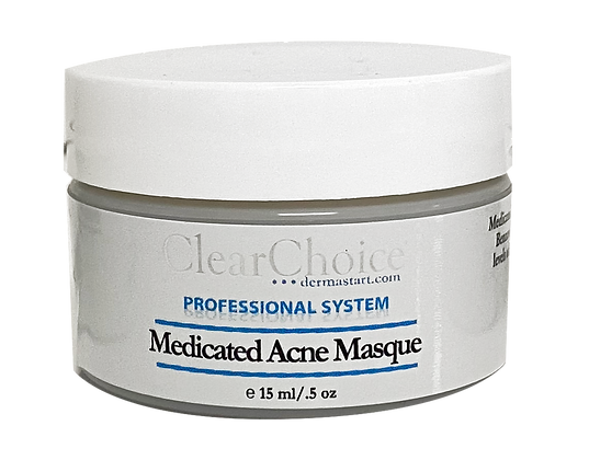 Medicated Acne Masque .5oz