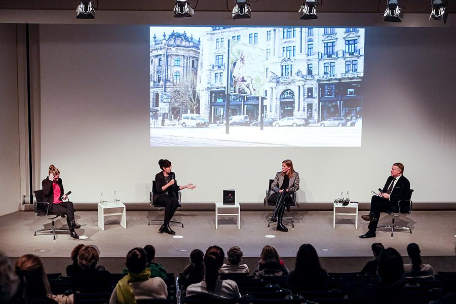 Buchvorstellung - Pinakothek der Moderne, München