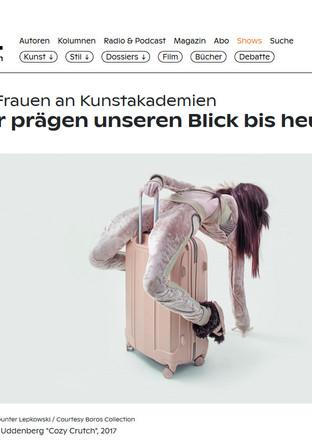 "Monopol Interview – ""Männer prägen unseren Blick bis heute"""