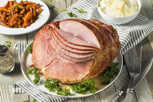 Pasture-Raised Smoked Boneless Ham